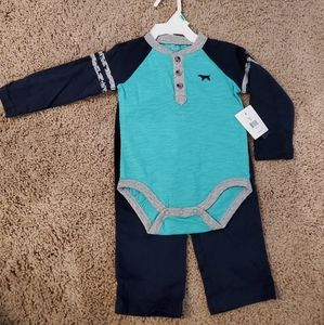 Size 18m Crown&Ivy matching set NWT